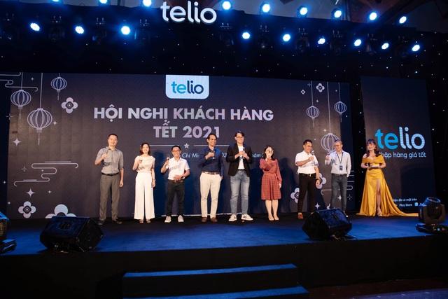 Telio công bố Quỹ hỗ trợ trị giá 1 tỷ đồng trong sự kiện tiệc tri ân Đại lý cuối năm - 1
