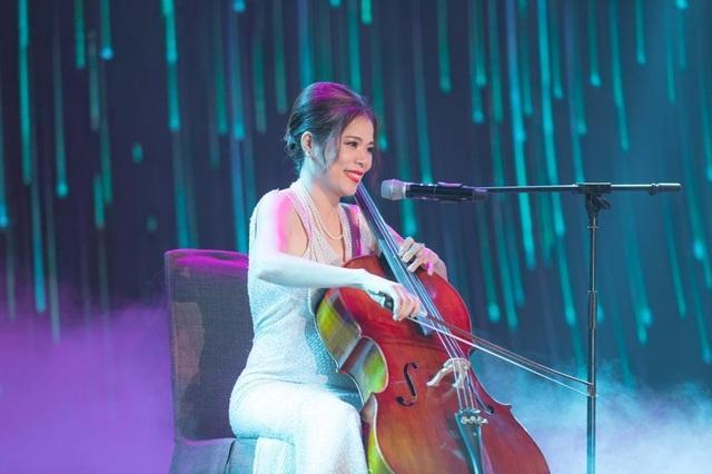 Mỹ lệ trình diễn cello từ cảm hứng đảo sinh thái thượng lưu - 2