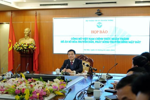 Việt Nam hoàn thành đề án số hóa truyền dẫn, phát sóng truyền hình mặt đất - 3