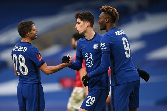 Chelsea, Man City, Tottenham thắng đậm tại vòng 3 FA Cup - 2