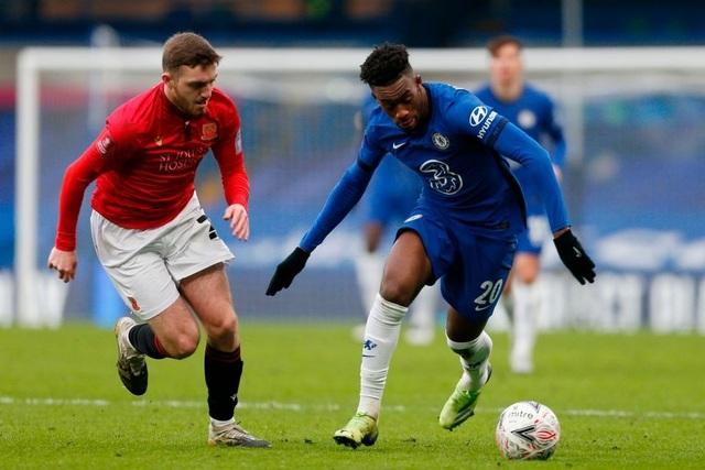 Chelsea, Man City, Tottenham thắng đậm tại vòng 3 FA Cup - 1