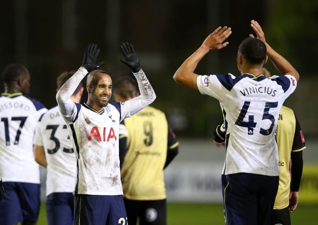 Chelsea, Man City, Tottenham thắng đậm tại vòng 3 FA Cup - 6
