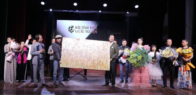 NSND Trần Nhượng, Mai Thu Huyền hát trong MV kêu gọi bảo vệ môi trường - 5