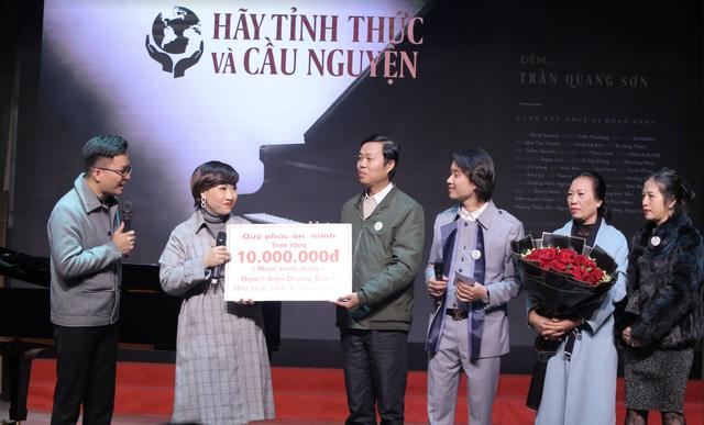 NSND Trần Nhượng, Mai Thu Huyền hát trong MV kêu gọi bảo vệ môi trường - 7