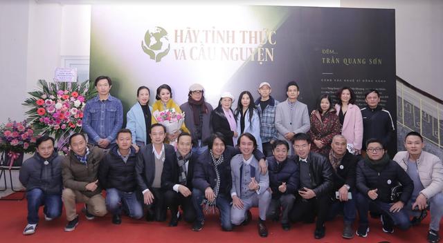 NSND Trần Nhượng, Mai Thu Huyền hát trong MV kêu gọi bảo vệ môi trường - 8