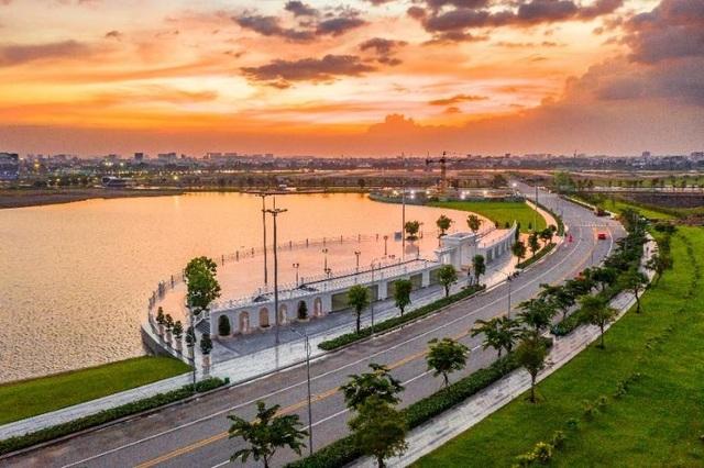Biệt thự sinh thái Sunlake Villas tại Van Phuc City hút khách - 2