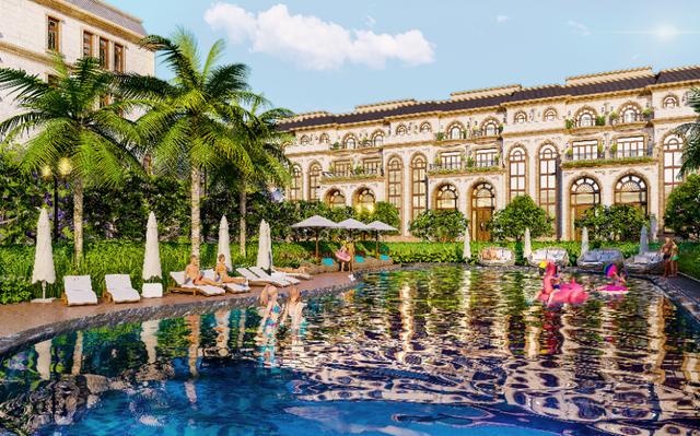 Biệt thự sinh thái Sunlake Villas tại Van Phuc City hút khách - 3