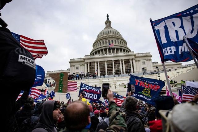 Nhiều ông lớn Mỹ tuyên bố ngừng tài trợ cho chính trị sau vụ bạo loạn - 1