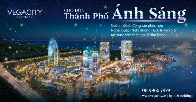 Chờ đón thành phố ánh sáng và lễ hội - Thiên đường giải trí 4 mùa đẳng cấp tại Việt Nam - 2
