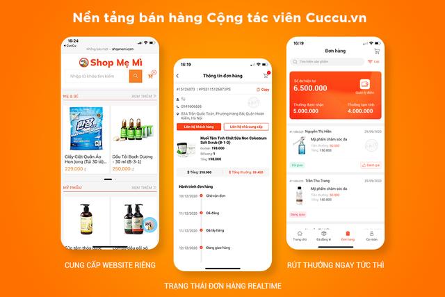 Ứng dụng bán hàng online, giúp mẹ bỉm sữa kiếm tiền tiêu Tết - 4