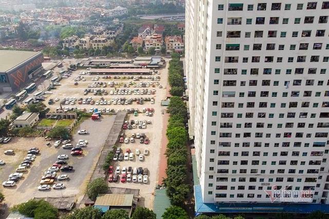 Chung cư nghìn hộ mà chỉ có mấy trăm chỗ để xe, dân chịu sao nổi - 2