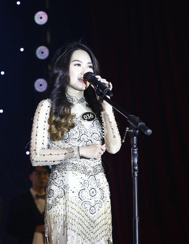 Cận cảnh chân dung tân Hoa khôi ĐH Bách khoa Hà Nội - 9