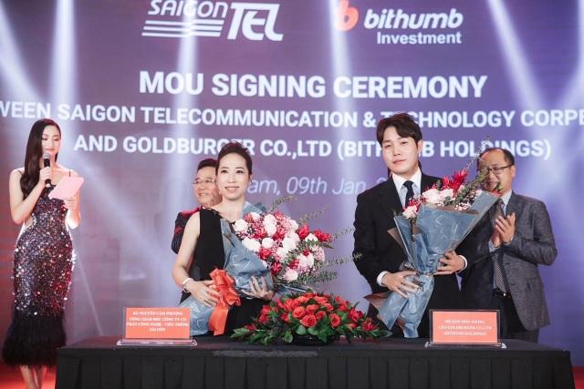 Tập đoàn của ông Đặng Thành Tâm hợp tác với Microsoft và Bithumb Holdings - 3
