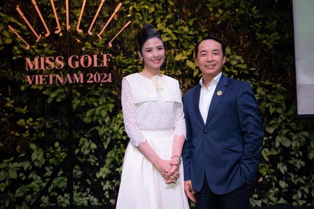 5 điểm sáng về Hoa Khôi Golf lần đầu được tổ chức tại Việt Nam - 4
