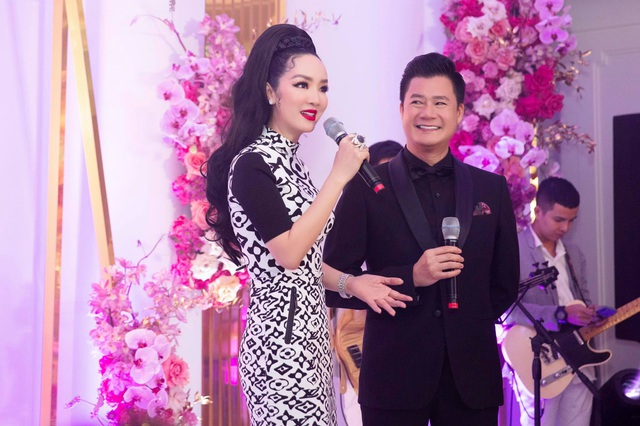 Hoa hậu U50 Giáng My khoe vẻ đẹp thách thức thời gian - 5