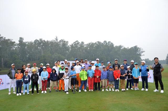 Phát triển golf trẻ: Khó hay dễ? - 1