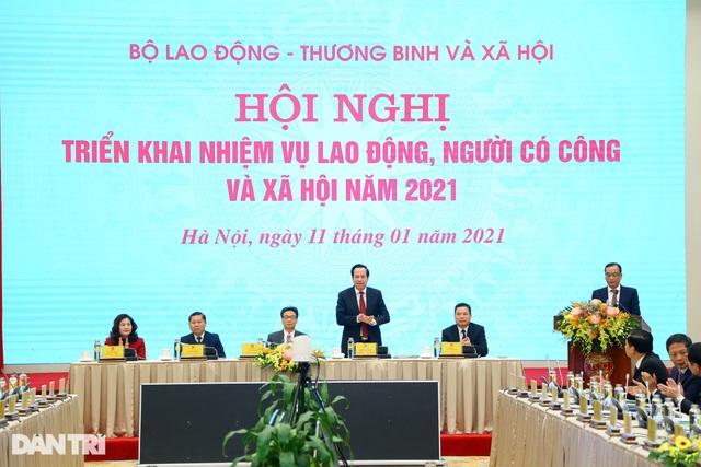 Bộ trưởng Đào Ngọc Dung: Hơn 8 triệu việc làm mới trong 5 năm qua... - 1