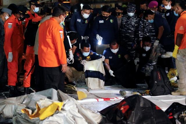Xác định được vị trí hộp đen, Indonesia chạy đua tìm máy bay rơi - 9