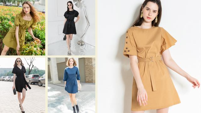 J-P Fashion - Địa điểm mua sắm đầm công sở đẹp -giá hợp lý - 5
