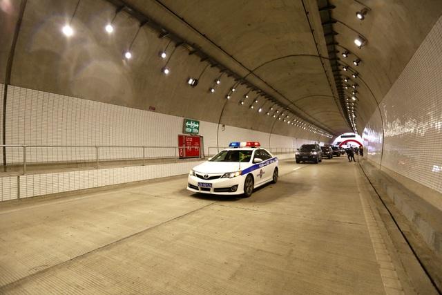 Thông xe hầm đường bộ dài nhất Đông Nam Á - 3