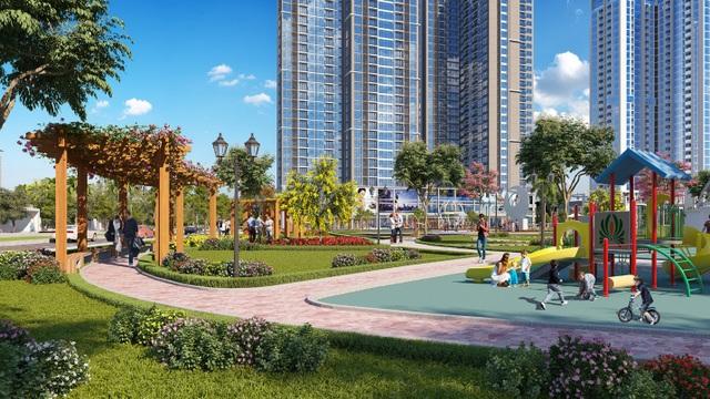 Newstarland phân phối độc quyền quỹ căn 3 phòng ngủ đẹp nhất Eco Green Sài Gòn - 2