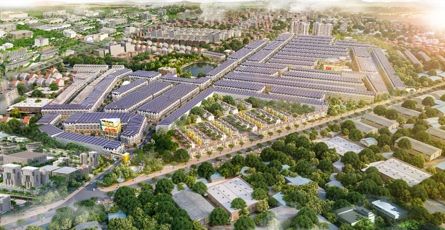 Sôi động giao dịch dự án khu đô thị PNR Estella - 6