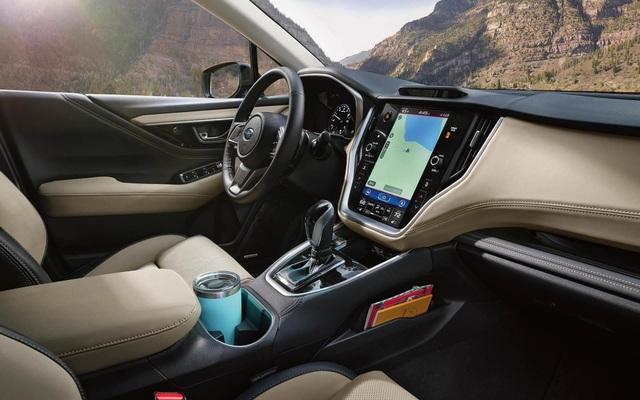 Subaru Outback 2021 sắp về Việt Nam, cạnh tranh Mercedes-Benz GLC - 2
