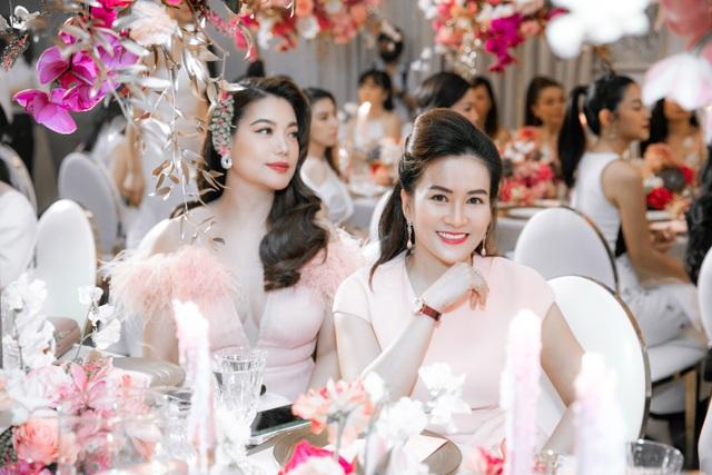 Hoa hậu U50 Giáng My khoe vẻ đẹp thách thức thời gian - 12