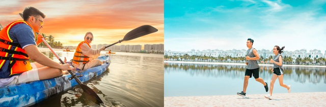 Trải nghiệm mùa đông đầu tiên tại Thành phố biển hồ giữa lòng Hà Nội - 2