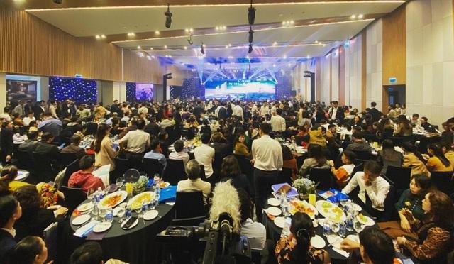 Gần 2.000 khách hàng dự Lễ ra mắt dự án I - Tower Quy Nhơn - 1