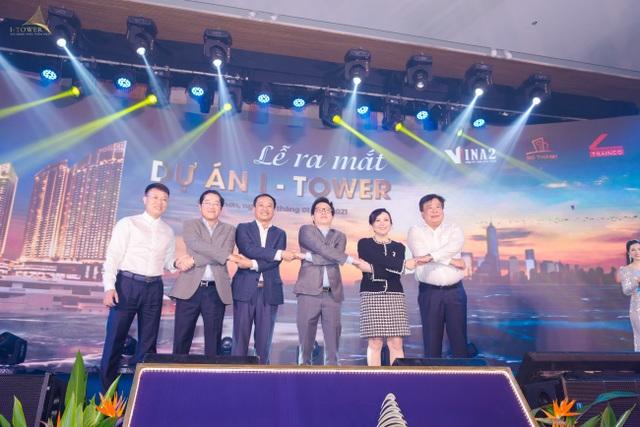 Gần 2.000 khách hàng dự Lễ ra mắt dự án I - Tower Quy Nhơn - 2