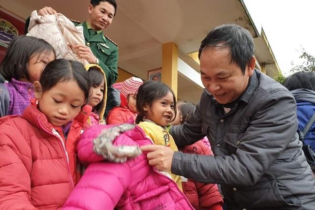 12.000 học sinh huyện miền núi A Lưới được nghỉ học do rét lạnh - 2