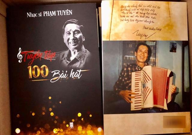Chương trình âm nhạc đặc biệt mừng nhạc sĩ Phạm Tuyên tròn 91 tuổi - 2