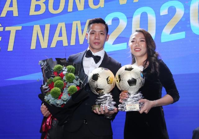 Nguyễn Văn Quyết giành Quả bóng vàng Việt Nam năm 2020 - 3