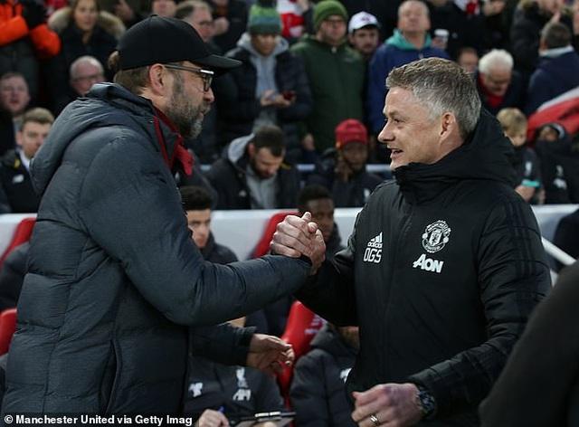 Man Utd đối đầu Liverpool ở vòng 4 FA Cup - 1