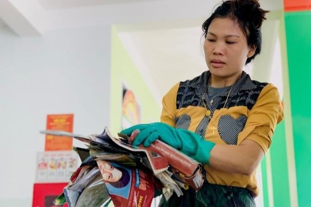 Bạn đọc hỗ trợ các trường học tại Hà Tĩnh gượng dậy sau trận lũ lịch sử - 2