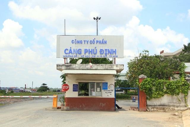Kiến nghị chuyển cơ quan điều tra sai phạm tại cảng Phú Định - 1