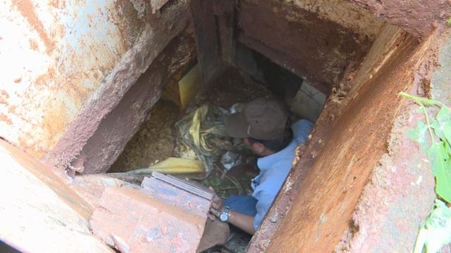 Đối tượng chuyên trộm cắp đào hầm để lẩn trốn  - 3