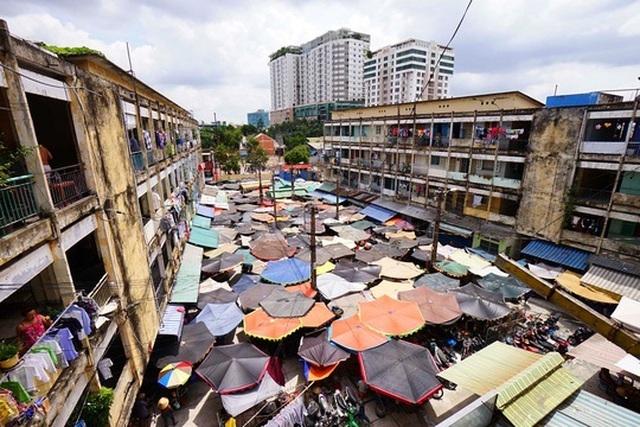 TPHCM đề xuất tháo dỡ chung cư cũ khi có 50% cư dân đồng ý - 2