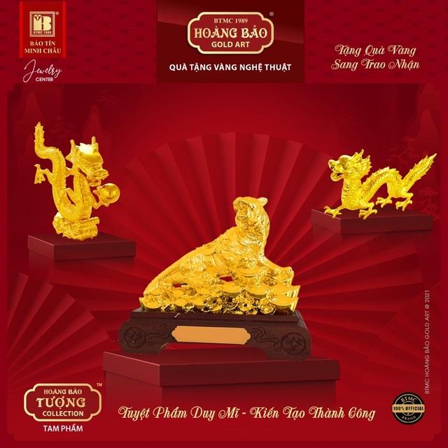 Tặng quà bằng vàng trở thành xu thế thời thượng - 4