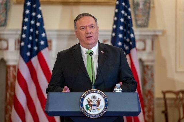 Báo Trung Quốc cảnh báo chiến tranh nếu Ngoại trưởng Mỹ thăm Đài Loan - 1