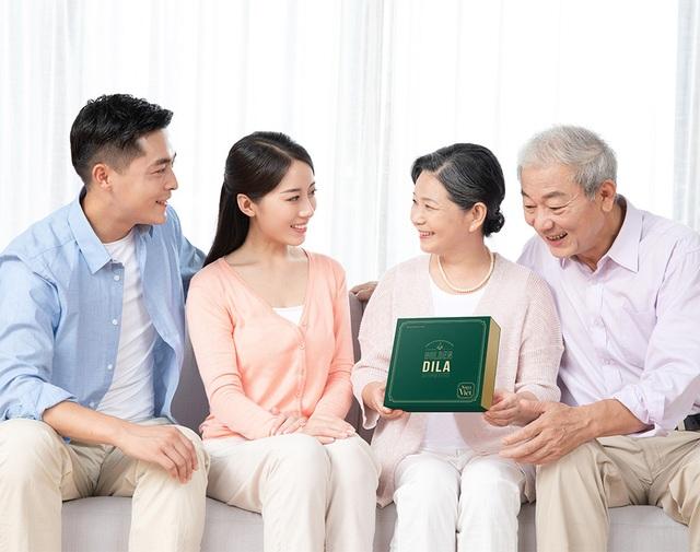 GoldenDila món quà sức khỏe ý nghĩa nhất Tết Tân Sửu 2021 - 2