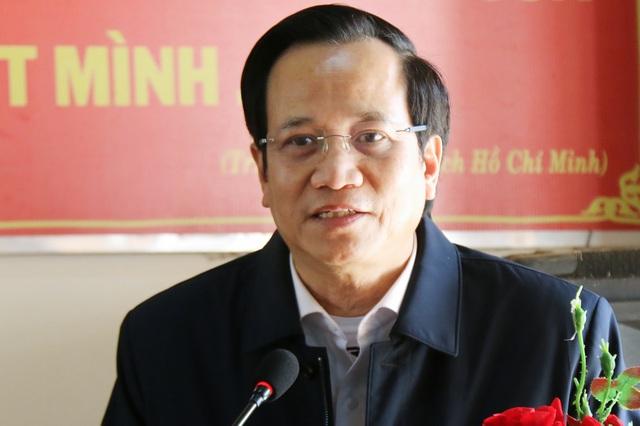Bộ trưởng Đào Ngọc Dung: Không được để dân đói, thiếu thốn trong dịp Tết - 1