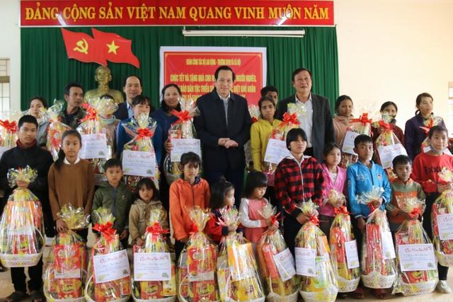 Bộ trưởng Đào Ngọc Dung: Không được để dân đói, thiếu thốn trong dịp Tết - 3