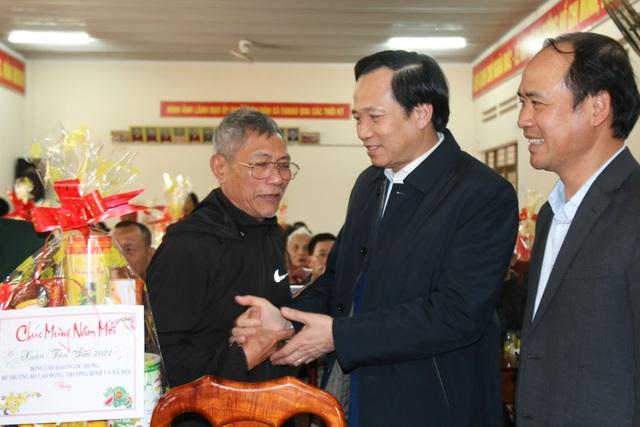 Bộ trưởng Đào Ngọc Dung: Không được để dân đói, thiếu thốn trong dịp Tết - 4
