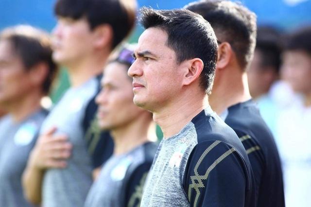 HLV Kiatisuk: HA Gia Lai cứ đá đẹp, không quan trọng thắng thua - 1