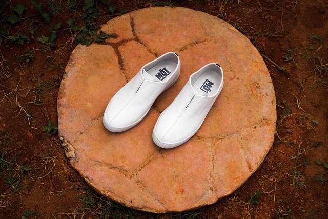 Một hãng giày Việt hiện đại - 2