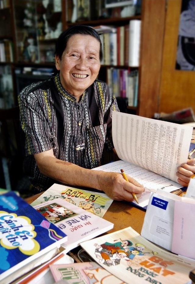 Chương trình âm nhạc đặc biệt mừng nhạc sĩ Phạm Tuyên tròn 91 tuổi - 1
