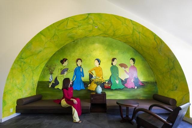 Phố cổ Hội An thu nhỏ trong căn biệt thự đẹp bên sông thơ mộng - 14
