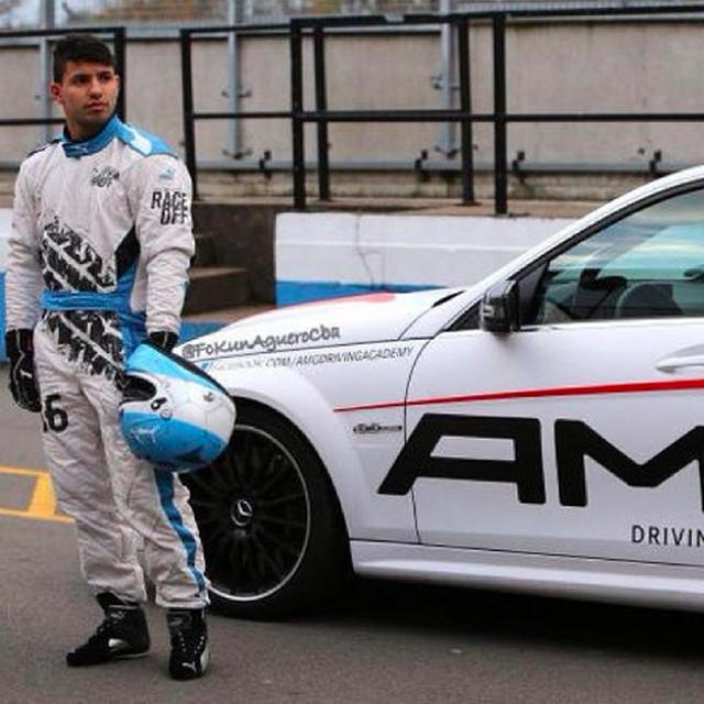 Sergio Aguero hối hận vì mua siêu xe hơn 11 tỷ đồng - 3